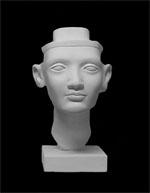 Стилизованная Нефертити