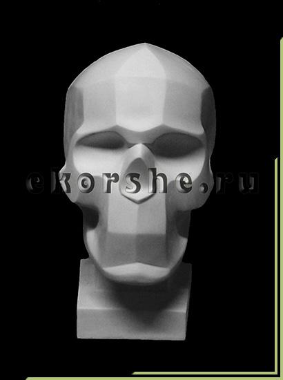 Обрубовка черепа по Баммесу
