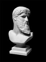 Бюст Зевса - Посейдона